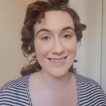 1920s eyebrows