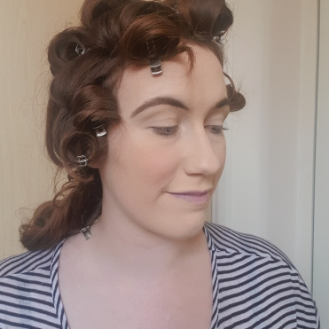 My take on a 1920's brow