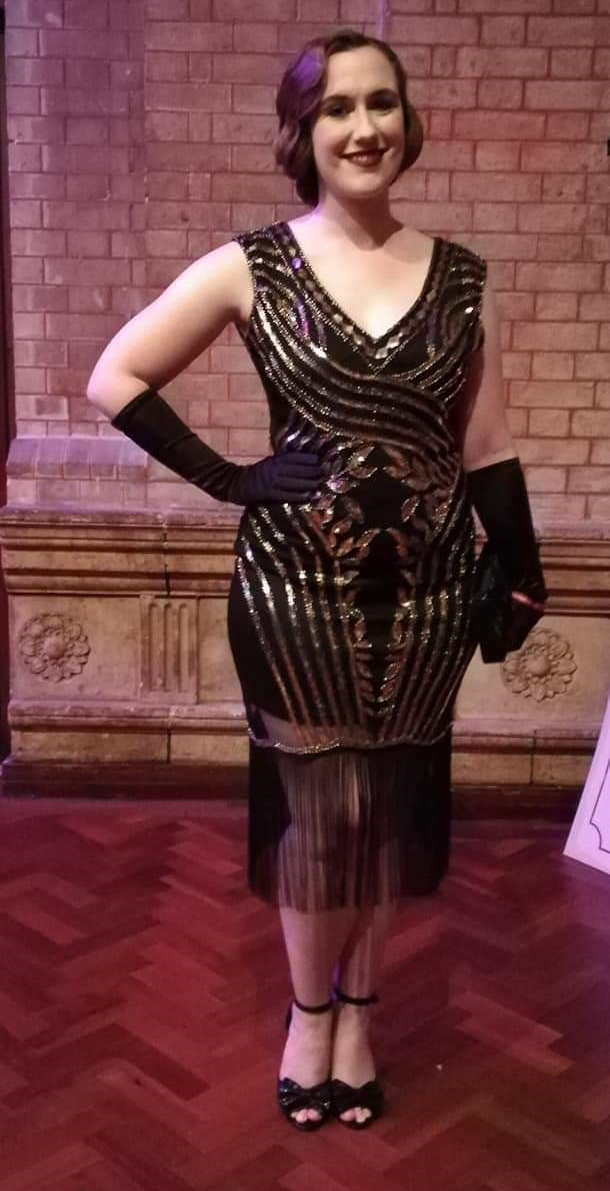 1920's outfit