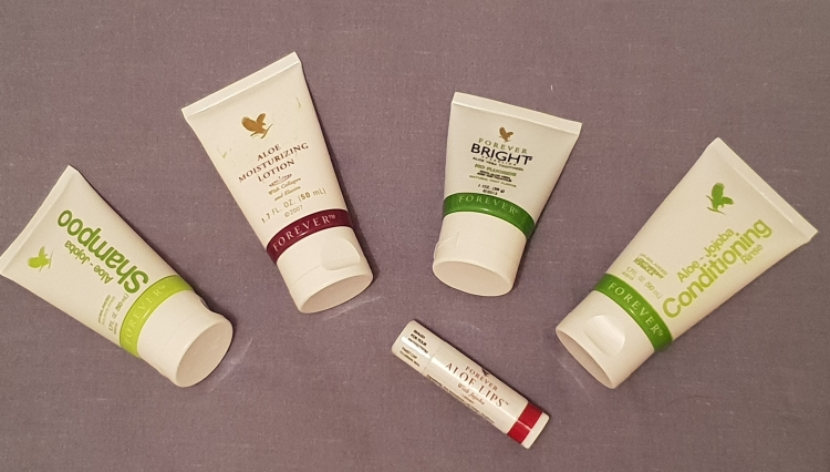 Forever Aloe products