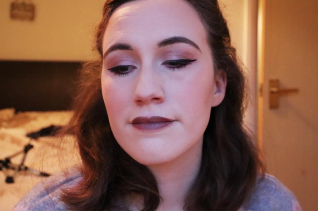 The March Glossybox makeup look (2)  (Birchbox vs Glossybox)