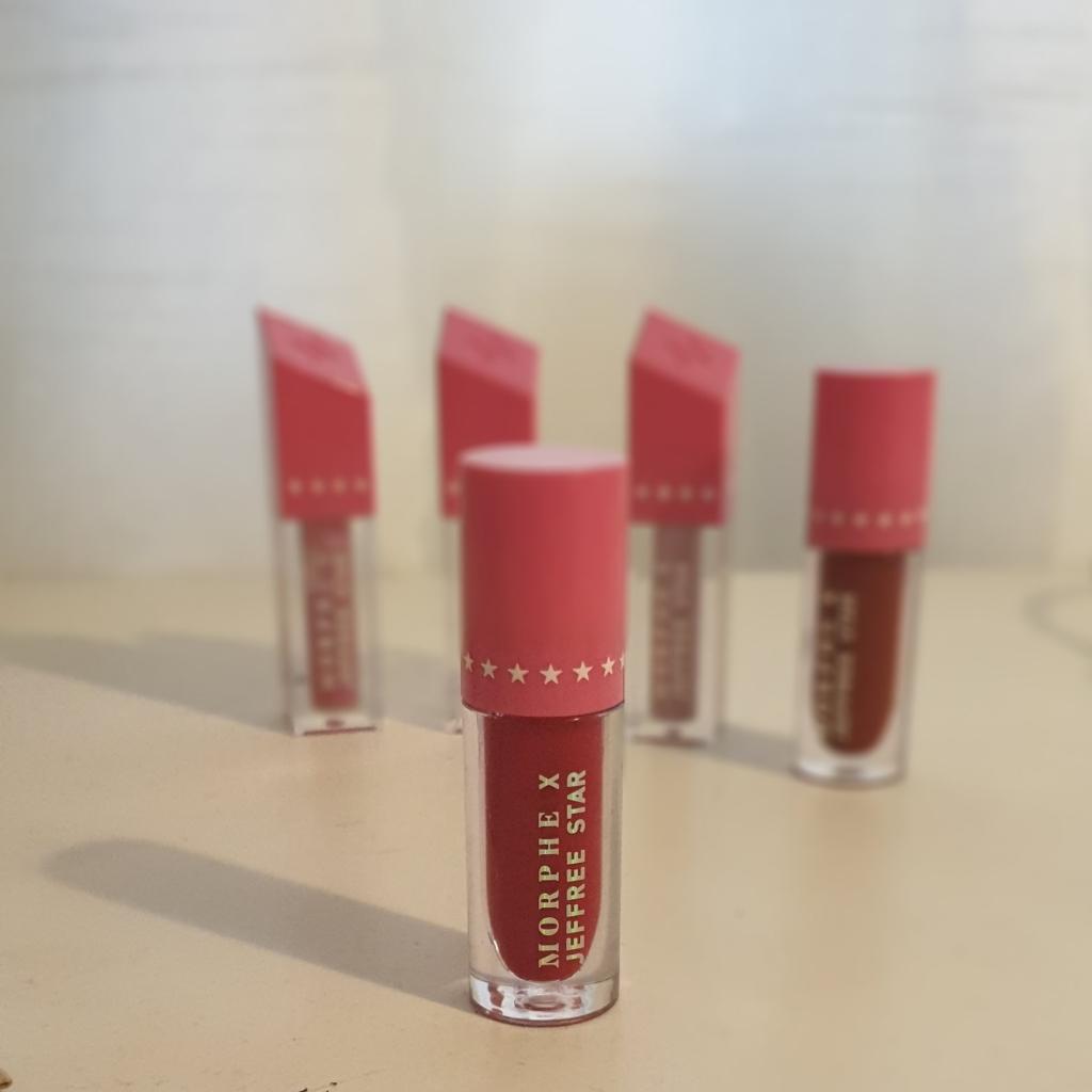 Morphe x Jeffree Star Mini Lip Set