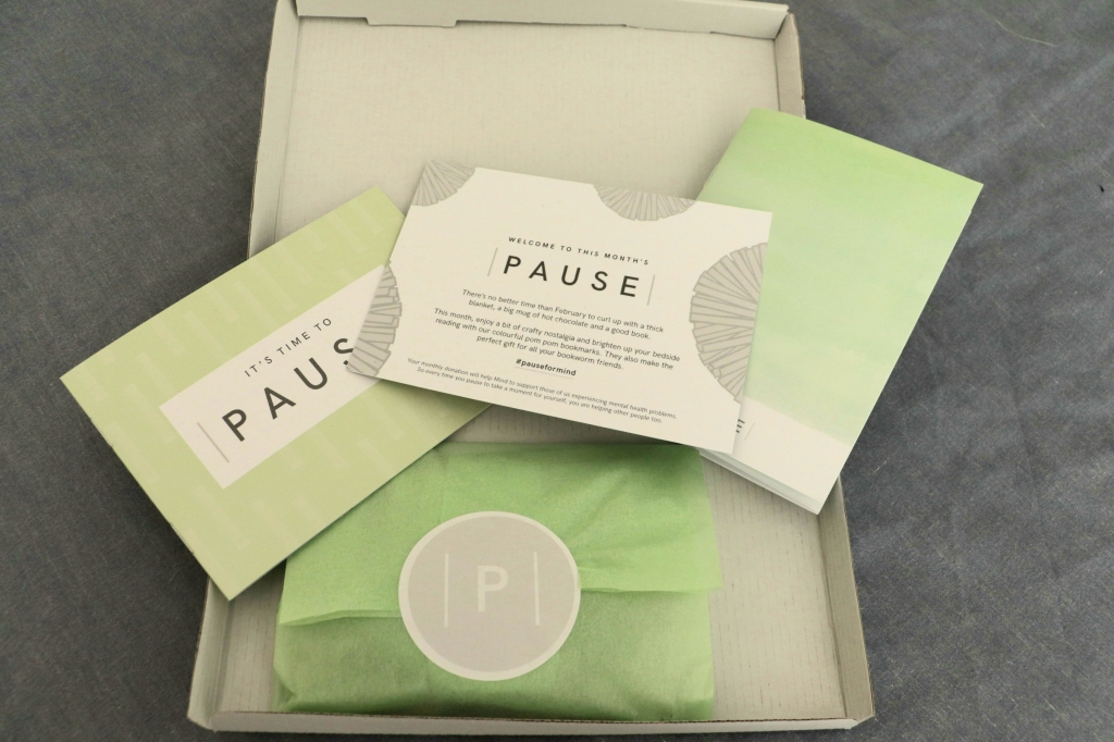 The Pause Box