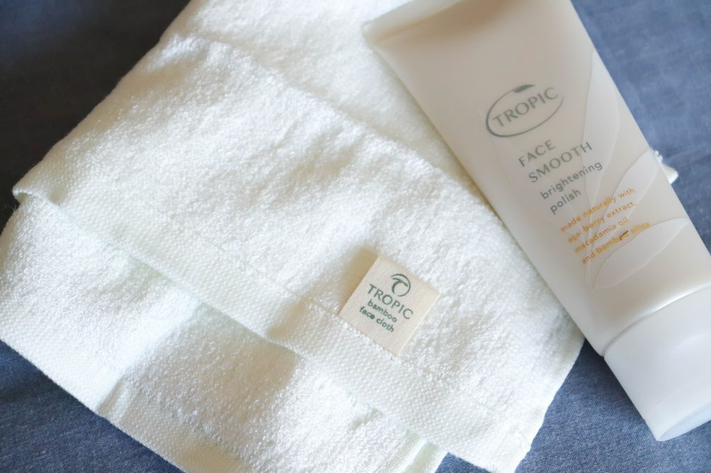 Tropic Skincare Face Smooth