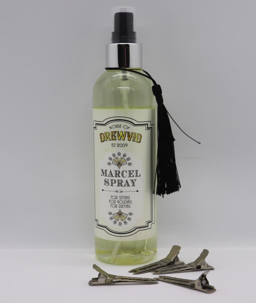 House of Drewvid Marcel spray